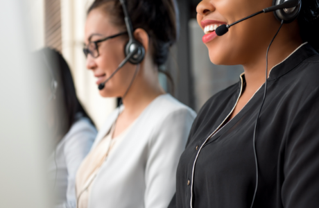 Call center personnel